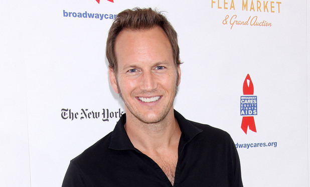 Patrick Wilson at the 2013 Broadway Cares Flea Market