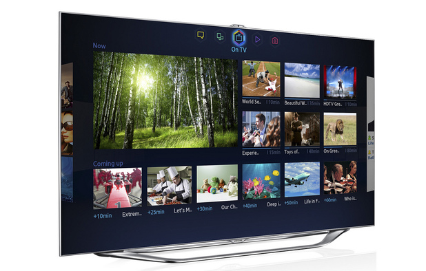 Samsung Smart TV Smart Hub