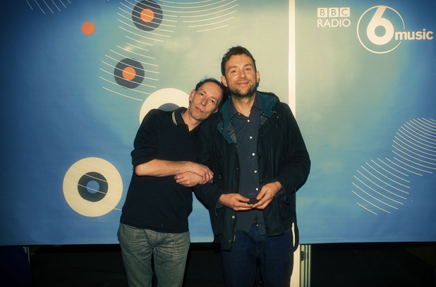 Steve Lamacq interviews Damon Albarn about the BBC 6 Music Festival