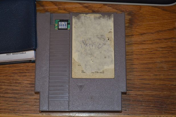 Nintendo game, eBay