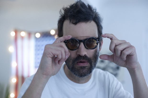 Mark Oliver Everett - Mr E of  Eels