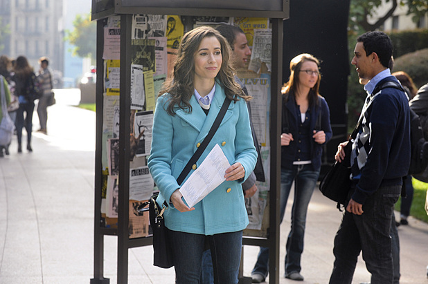 Cristin Milioti as The Mother in How I Met Your Mother: 'How You Mother Met Me'