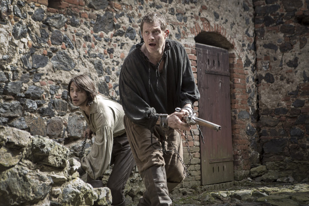 Jason Flemyng in 'The Musketeers'