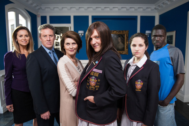 Chris Lilley in Ja'mie: Private School Girl