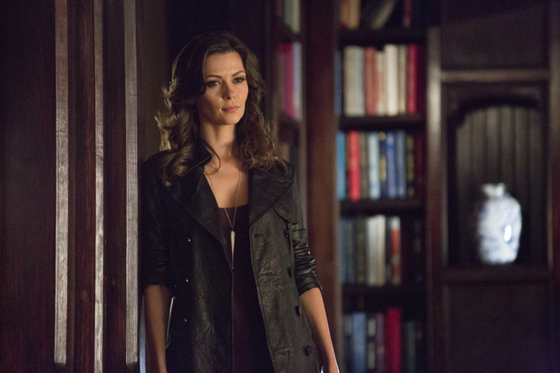 Olga Fonda as Nadia in The Vampire Diaries: '500 Years of Solitude'