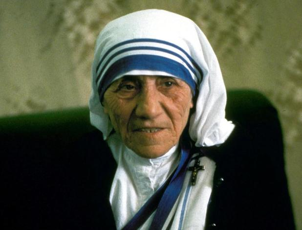 Mother Teresa in Ethiopia