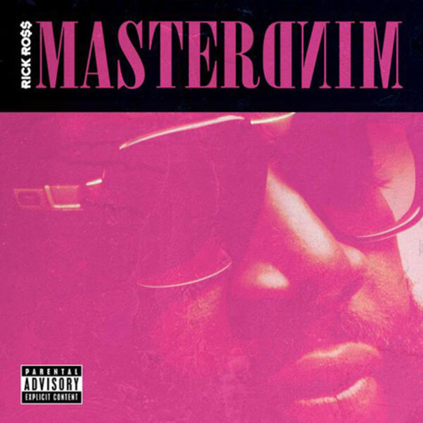 Rick Ross Mastermind cover