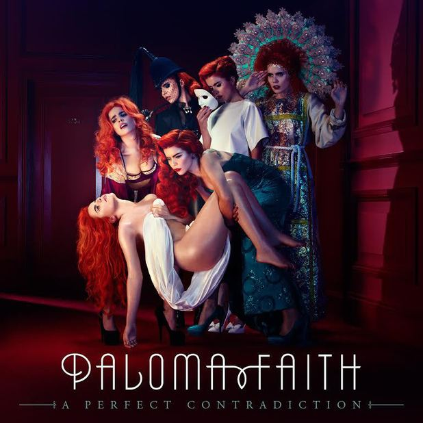 Paloma Faith 'A Perfect Contradiction' artwork