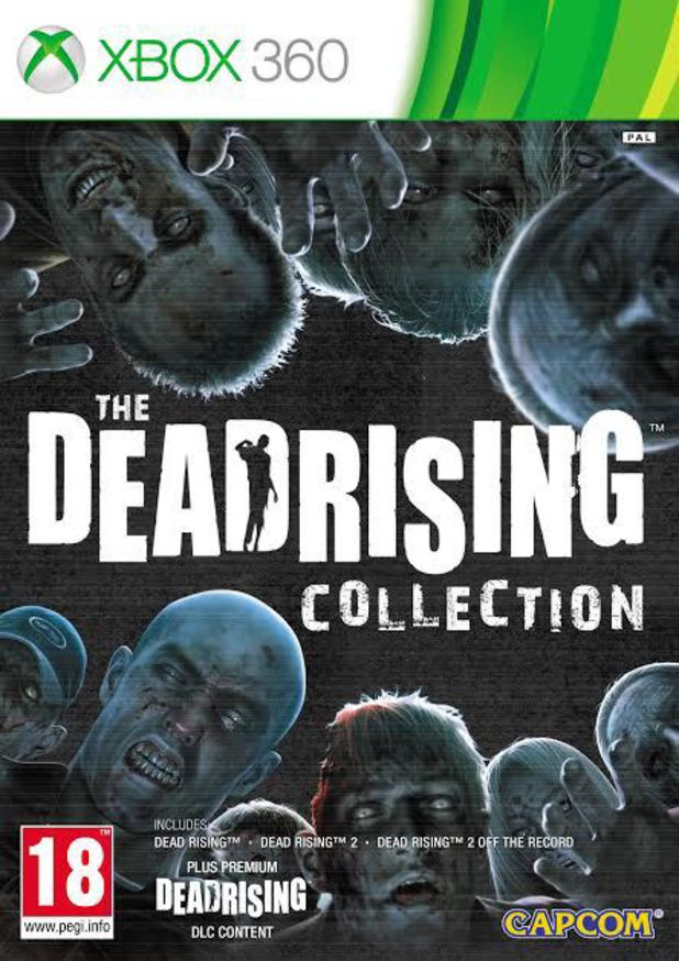 Dead Rising Collection box art