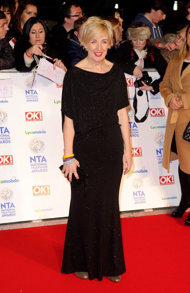 National Television Awards 2014: Red Carpet