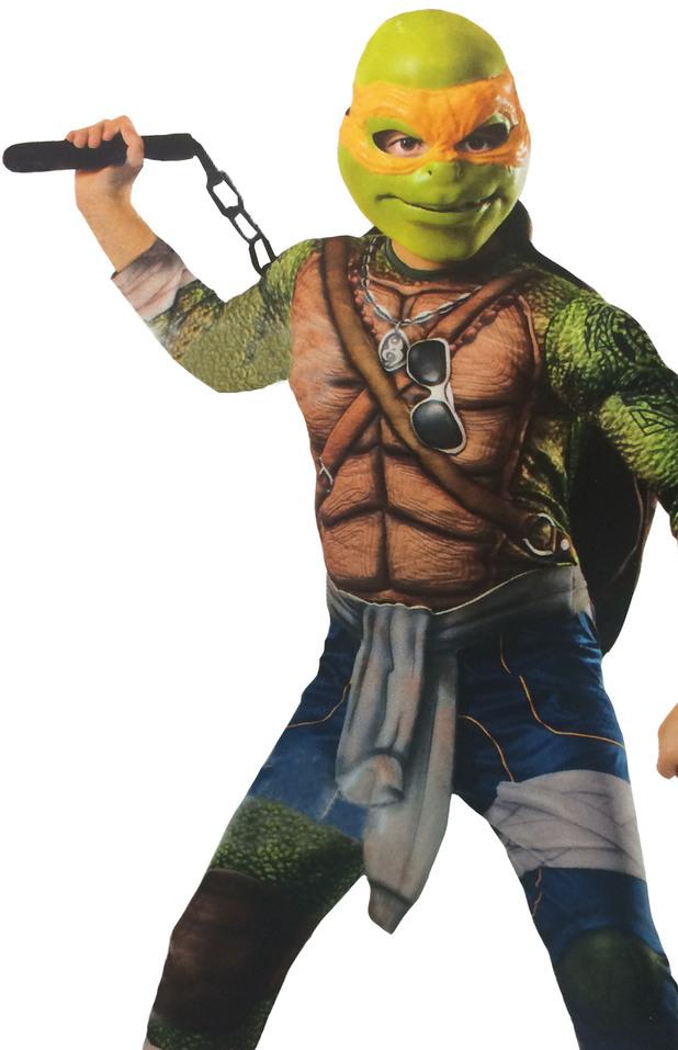 Teenage Mutant Ninja Turtles Halloween costume