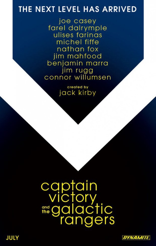 Captain Victory lineup