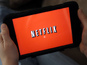 Netflix share price down more than 25%