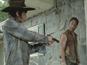 Watch Walking Dead behind-the-scenes clip