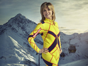 Anthea Turner says her time on The Jump let her face her fears.