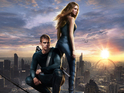 The much-awaited fantasy movie stars Shailene Woodley, Theo James.