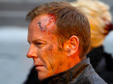 Kiefer Sutherland back in action as Jack Bauer, as filming starts in east London.
