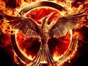 The new image features a flaming Mockingjay bird.