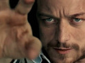 Michael Fassbender, James McAvoy, Jennifer Lawrence appear in the video.