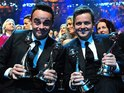 Matt Smith, Benedict Cumberbatch and, of course, Ant & Dec take home awards.