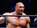 Dave Bautista is storming Hollywood but we miss Batista in the WWE.