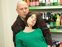 The stress becomes too much for Cindy on Hollyoaks next week.