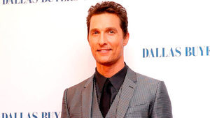 Matthew McConaughey on the 'McConaissance'