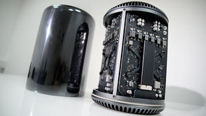 Digital Spy Tech editor gets hands-on with the new Apple Mac Pro.