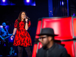 Sarah Eden-Winn auditions for The Voice