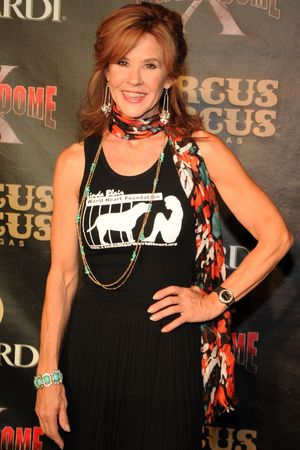 Linda Blair, Fright Dome 10th anniversary at Circus Circus, Las Vegas, America - 29 Sep 2012