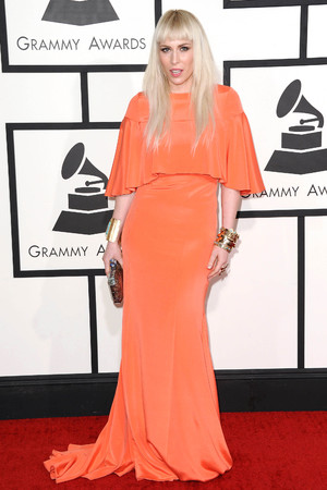 56th Annual Grammy Awards, Arrivals, Los Angeles, America - 26 Jan 2014 Natasha Bedingfield 26 Jan 2014