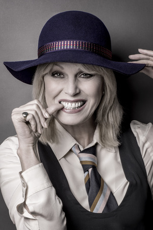 Celebrities donate their hats for St Mungo's: Joanna Lumley