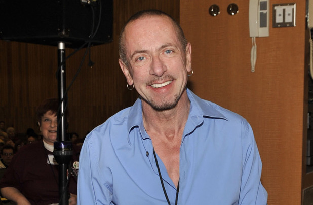 Clive Barker attends the 14th Annual Los Angeles Times Festival of Books