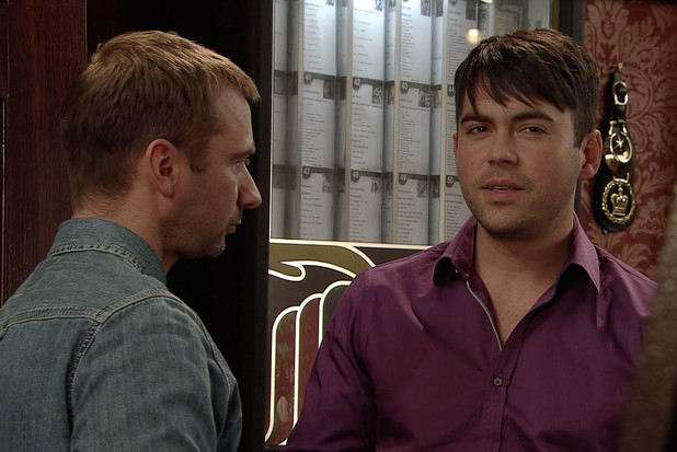Marcus is left feeling disconcerted when Todd flirts with him.