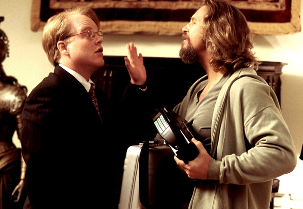 'The Big Lebowski', Philip Seymour Hoffman, Jeff Bridges