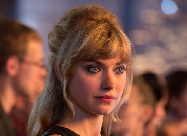 Imogen Poots in Need for Speed