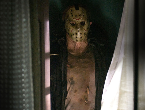 'Friday The 13th' Film - 2009 'Friday The 13th', Derek Mears, as Jason Voorhees 2009