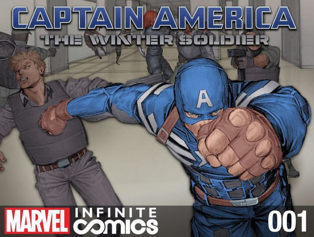 Captain America: The Winter Soldier digital prequel