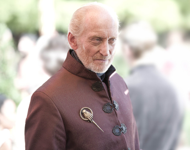 Game of Thrones season 4: first look -  Charles Dance as Tywin Lannister