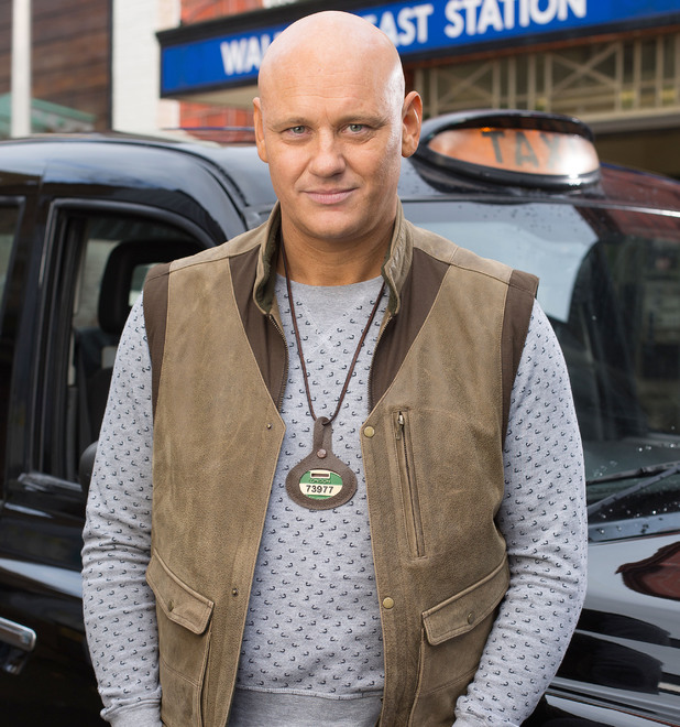 Terry Alderton as Terry Spraggan