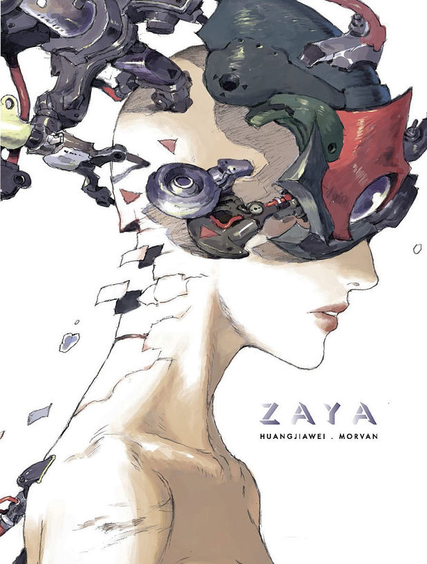 JD Morvan and Huang-Jei Wei's Zaya