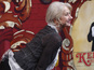 Helen Mirren twerks at Harvard - pictures