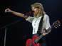 Watch Taylor Swift perform with The Script