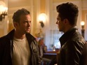 Dominic Cooper, Aaron Paul in Need for Speed