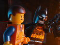 Morgan Freeman and Will Arnett on The Lego Movie's version of the Dark Knight.