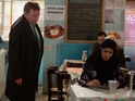 Shabnam tells Ian that Denise has kissed someone else.