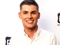 "Kieron Richardson promises ""a long journey"" for his character."