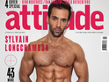 French fancier talks camp costumes and gay marriage as he strips for Attitude.