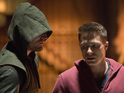 Colton Haynes takes centre stage in a spectacular Arrow outing.