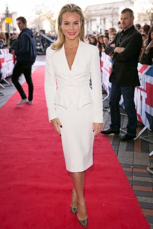 'Britain's Got Talent' TV show auditions, Birmingham, Britain - 02 Feb 2014 Amanda Holden 2 Feb 2014